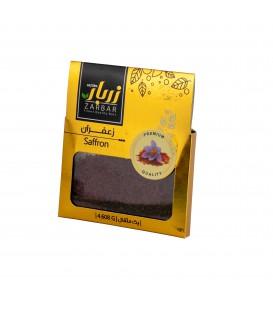 زعفران یک مثقال کادویی زربار