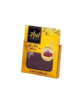 زعفران نیم مثقال کادویی زربار