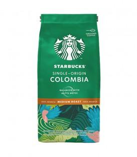 پودر قهوه تک منشا کلمبیا استار باکس