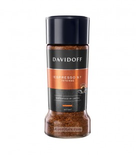 قهوه فوری اسپرسو 57 اینتنس دیویدف - 100 گرم