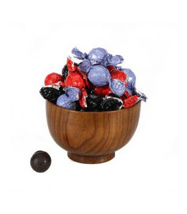 شکلات توپی میکس شیرین عسل