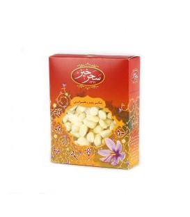 شکر پنیر زعفرانی