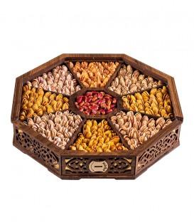 جعبه مشبک هشت ضلعی سلطنتی