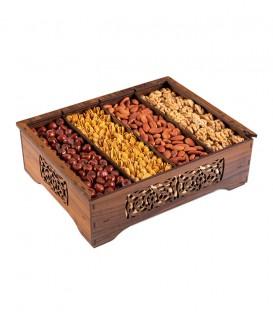 جعبه آنتیک طلایی