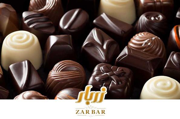 انواع شکلات
